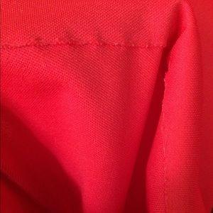 Dotty Mann Pants - Vintage Dotty Mann Red pants size M/L